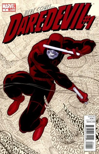 Daredevil-1 cover