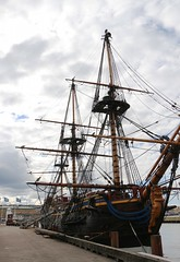 The Swedish East Indiaman Götheborg III