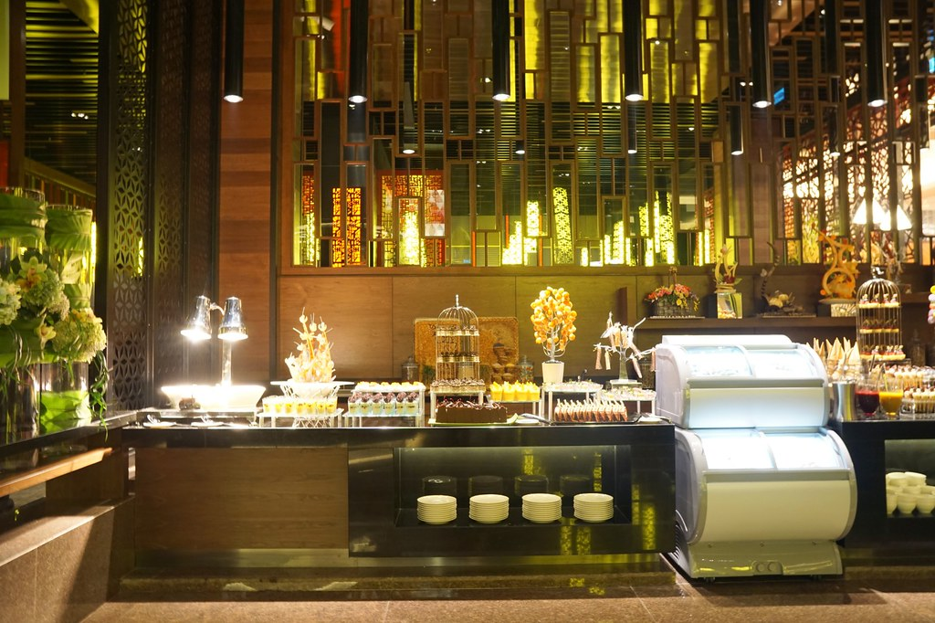 The resort cafe - sunway resort and spa - buffet-055