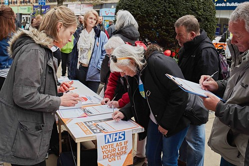 Save our NHS Sheffield - 2 May