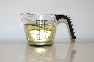 05 - Zutat trockener Weißwein / Ingredient dry white wine