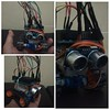 newbot on the house #rover #tankbot #arduino #robot #microbot