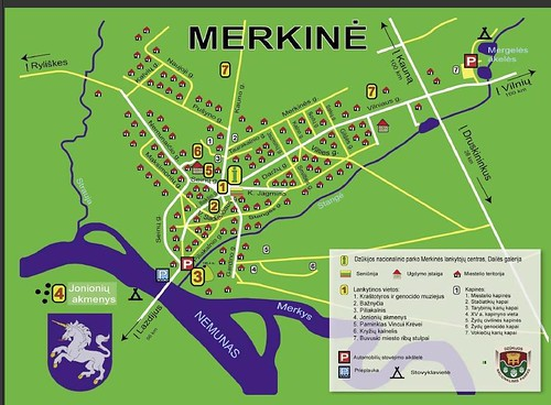 merkinemap
