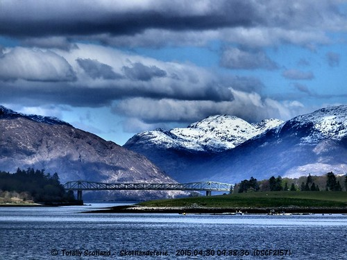 Ballachulish today April-1/5