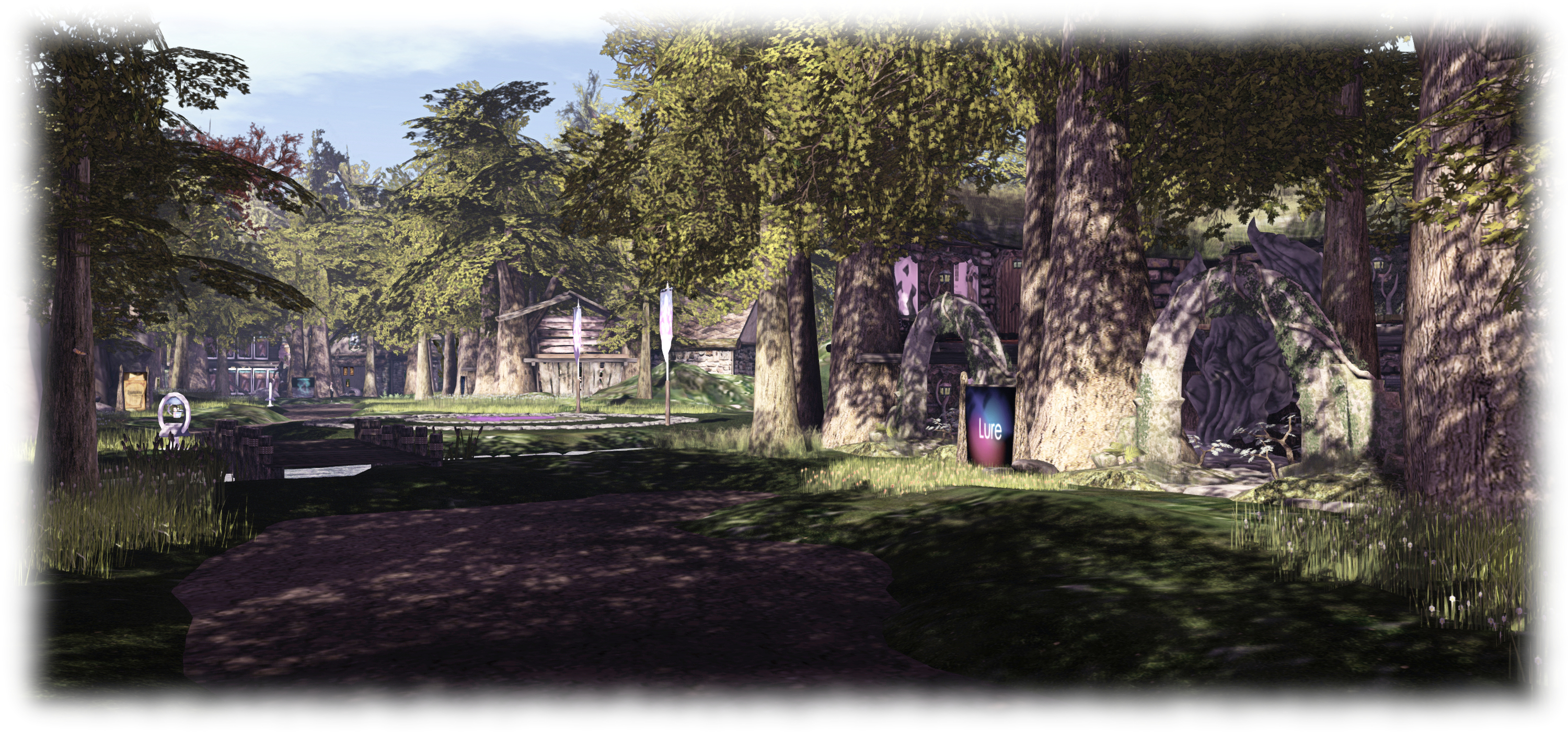 Fantasy Faire 2015:  Tangleshimmer Grove; Inara Pey, April 2015, on Flickr