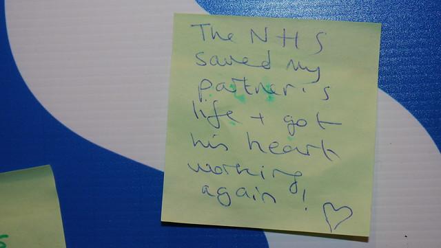 Thanks NHS Lancaster