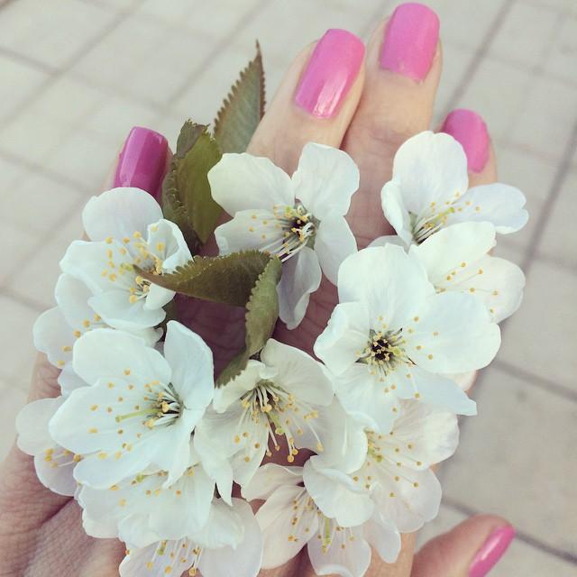 Veganskt nagellack från BWC (Beauty Without Cruelty).