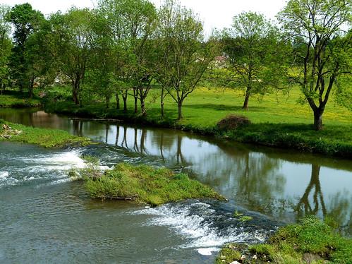 Voie Verte le long du Canal de la Sarre