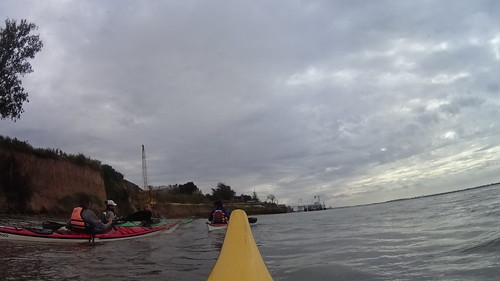 Kayak - Punta Armado - Bahia La Carlota - Isla Verde  (285)