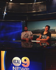 KCal Breaking News with the Brown-Stoney's