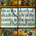 He is the death of death, the life of the Living & the quickner of the dead - 1621 by Simon_K