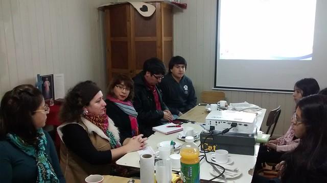 2016 I Reunión de Coordinadores