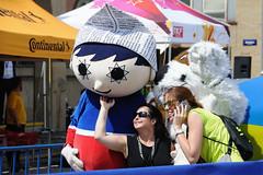 Festivalový půlmaraton Zlín