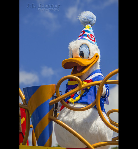 Donald Duck - Move It Shake It Dance & Play It Street Party