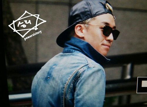 Big Bang - KBS Music Bank - 15may2015 - Seung Ri - Power Victory - 05