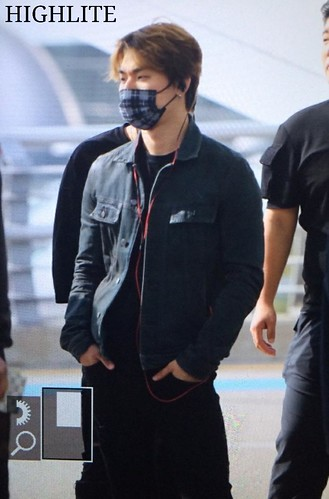 Big Bang - Incheon Airport - 24sep2015 - High Lite - 05