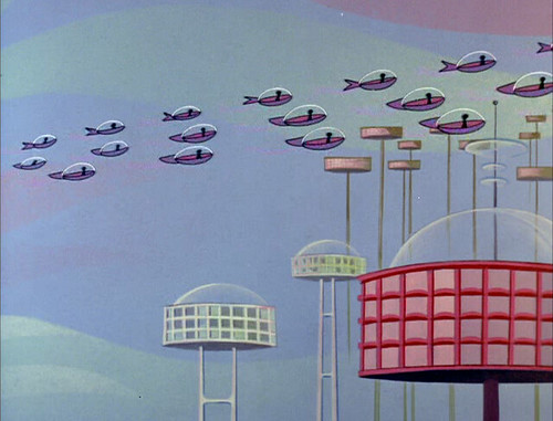 JETSONS ORBIT CITY