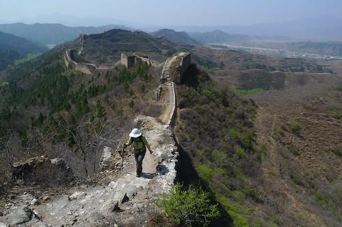 Great Wall, Gubeikuo, China