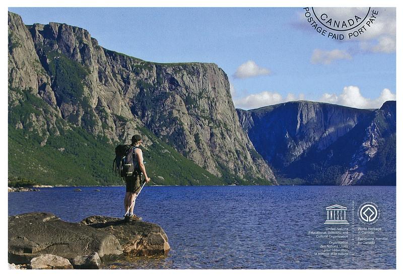 Canada - UNESCO - Gros Morne national park