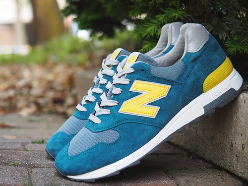 New Balance for J.Crew / M1400 Mesh [Blue Marble]