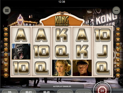 free King Kong Mobile Big City Mode