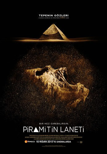 Piramitin Laneti - The Pyramid (2015)