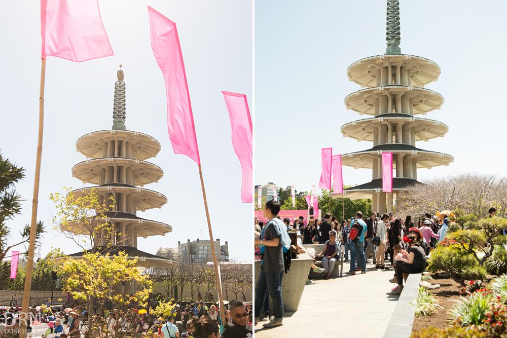 SF Cherry Blossom Festival 2015.