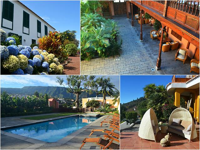 Tenerife Rural Hotel Montage 3