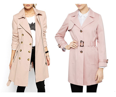 Shopping For Coats: High Street