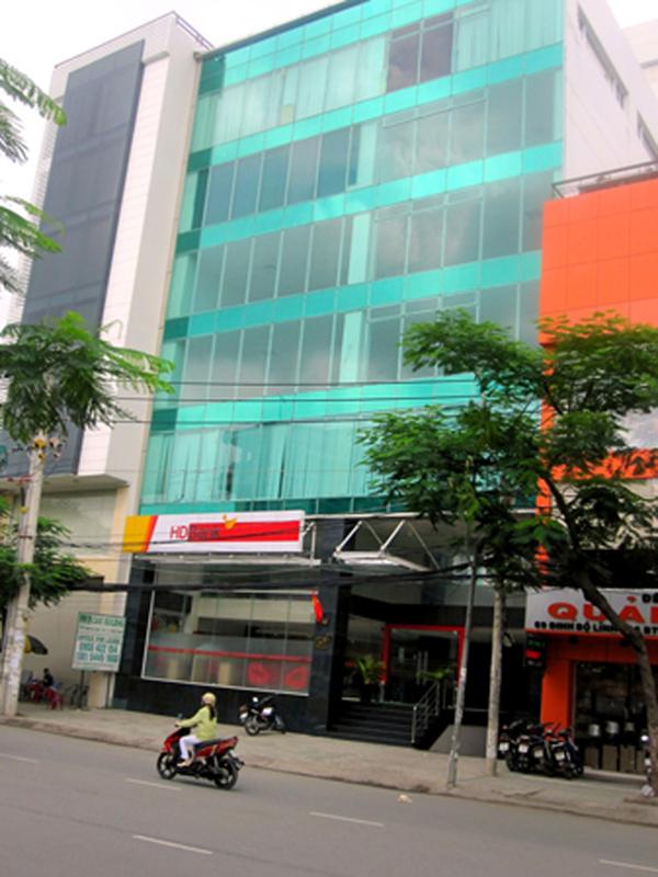Cao ốc văn phòng Cavi Building