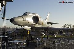 154977 NM-301 - 13793 - US Navy - McDonnell Douglas A-4F Skyhawk - USS Midway Museum San Diego, California - 141223 - Steven Gray - IMG_6546