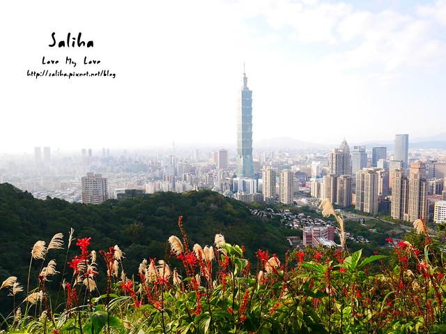 台北登山爬山象山步道 (2)