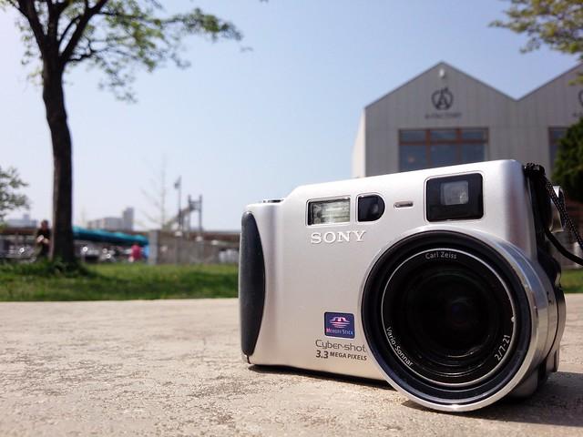 優秀マクロズーム SONY Cyber-Shot DSC-S70