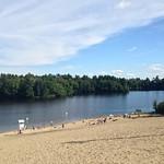 Photo Plage municipal et lac Rawdon