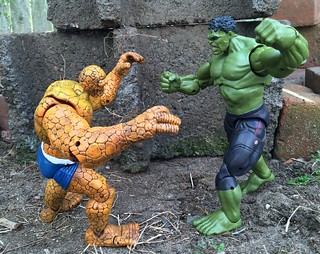 It's Clobberin' Time / Hulk Smash