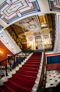 Achilleion Palace Main Staircase
