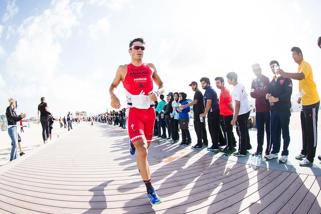 Bahrain Endurance Team: Javier Gomez