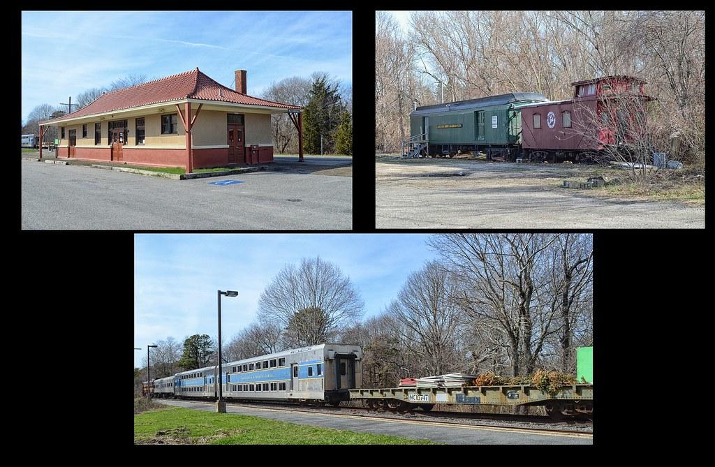 West Barnstable Depot