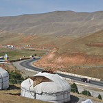 Osh–Gulcho Road Rehabilitation Project in Kyrgyz Republic