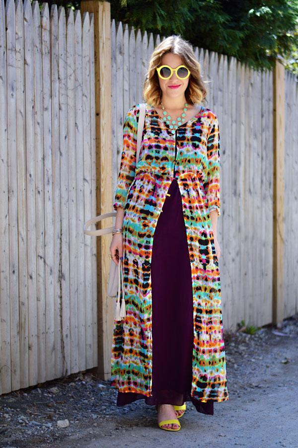 Tie-dye | festival fashion