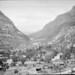 Mystery mountain scene by Ed Yourdon