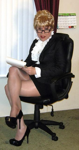 secretary b