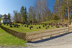 Rørholdt gravplass
