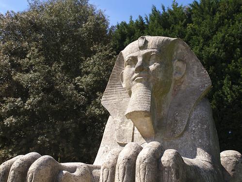 Lush Sphinx