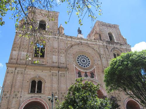 Cuenca: la Nouvelle Cathédrale