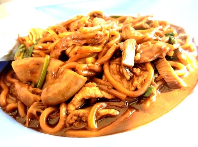 Kedai Kopi Sibu Foochow fried noodles