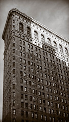 O, Beautiful: Spring Comes to the Flatiron Building