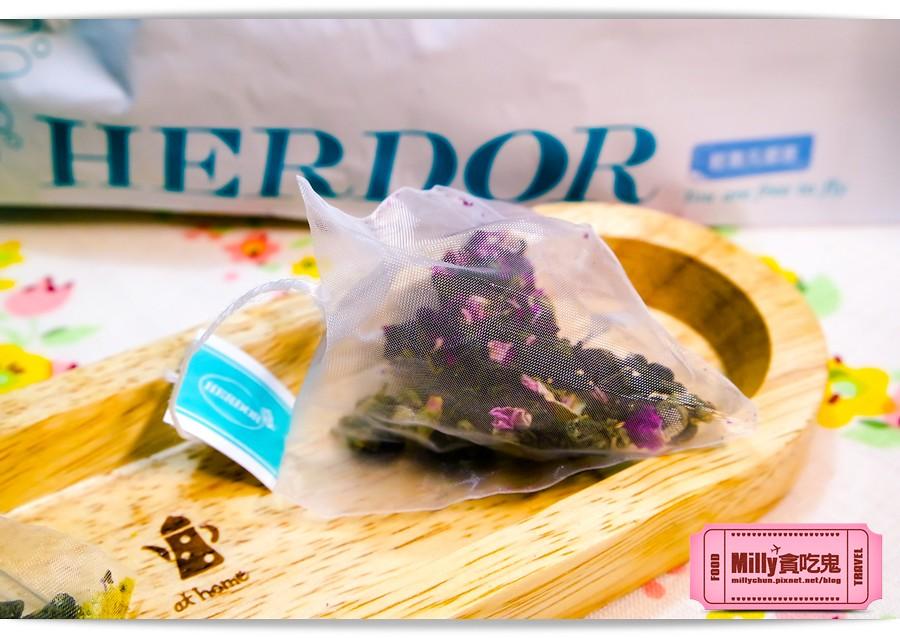 HERDOR 花漾藍絲禮盒0022