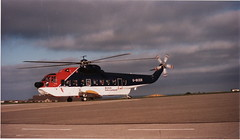 Sikorsky Helicopter, Isles of Scilly