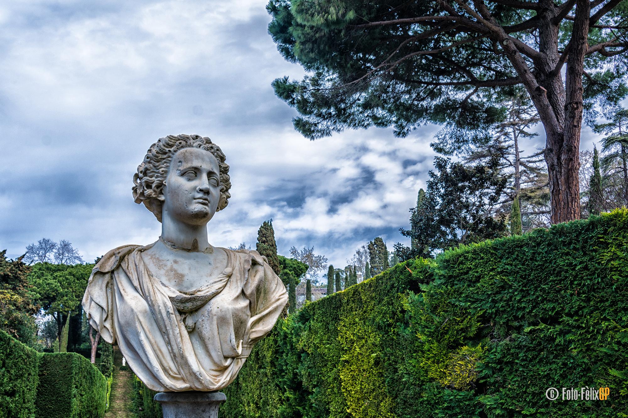Jard de santa clotilde lloret de mar 9181 jardines de for Jardines de santa clotilde
